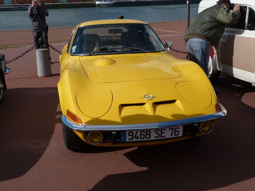 Normandy Retro Show P1010639