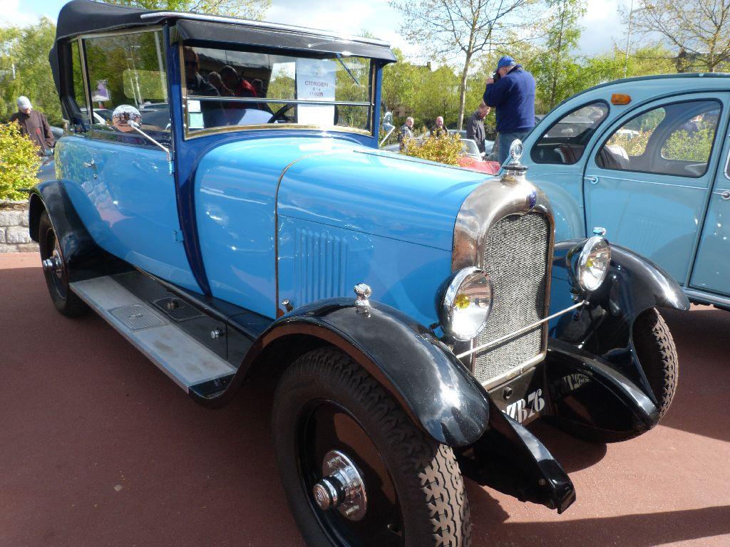 Normandy Retro Show P1010677